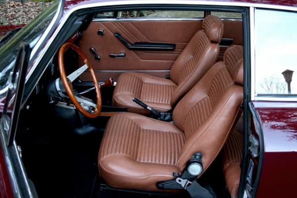 1972 Alfa Romeo GTV  Sports Car Shop