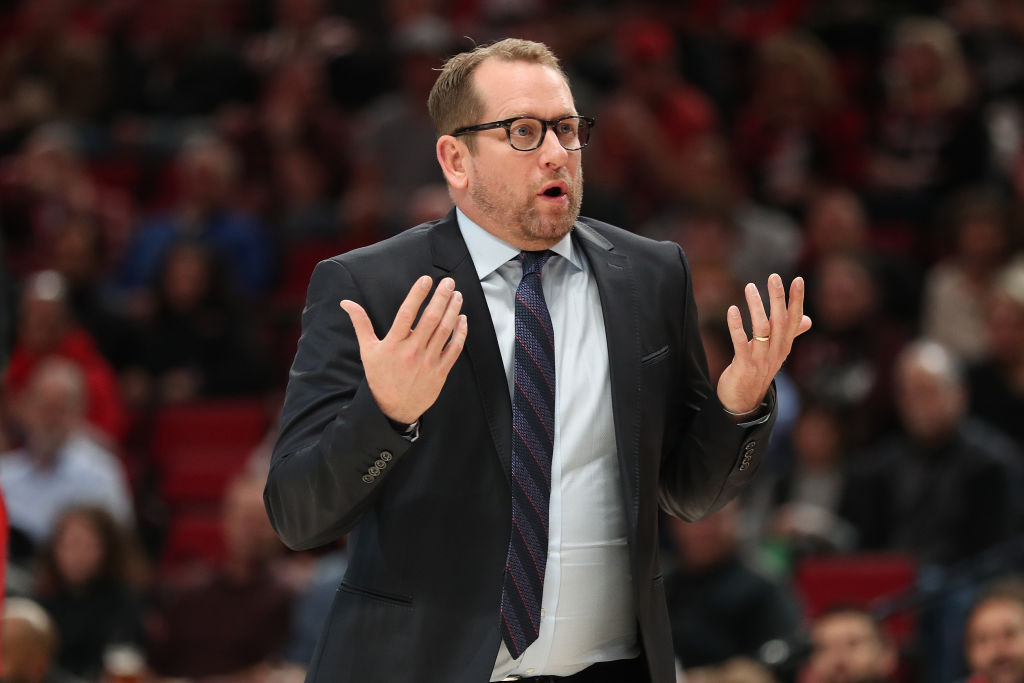 Why Nick Nurse Doesn T Care About The Raptors Efficiency