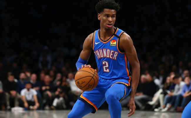 How Shai Gilgeous Alexander Responded To His Coach S