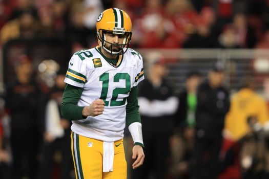 Aaron Rodgers Surprisingly Respects Packers for Drafting ...