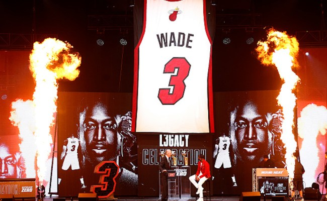 Dwyane Wade Helped The Miami Heat Go From A 25 Win Team To