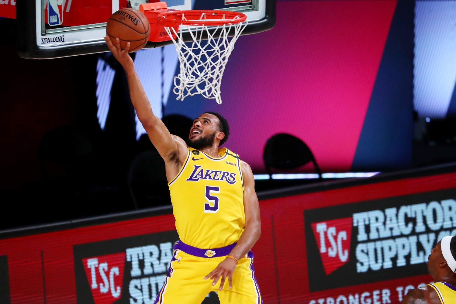 Why the LA Lakers Are Unable to Extend the Contract of Talen Horton-Tucker