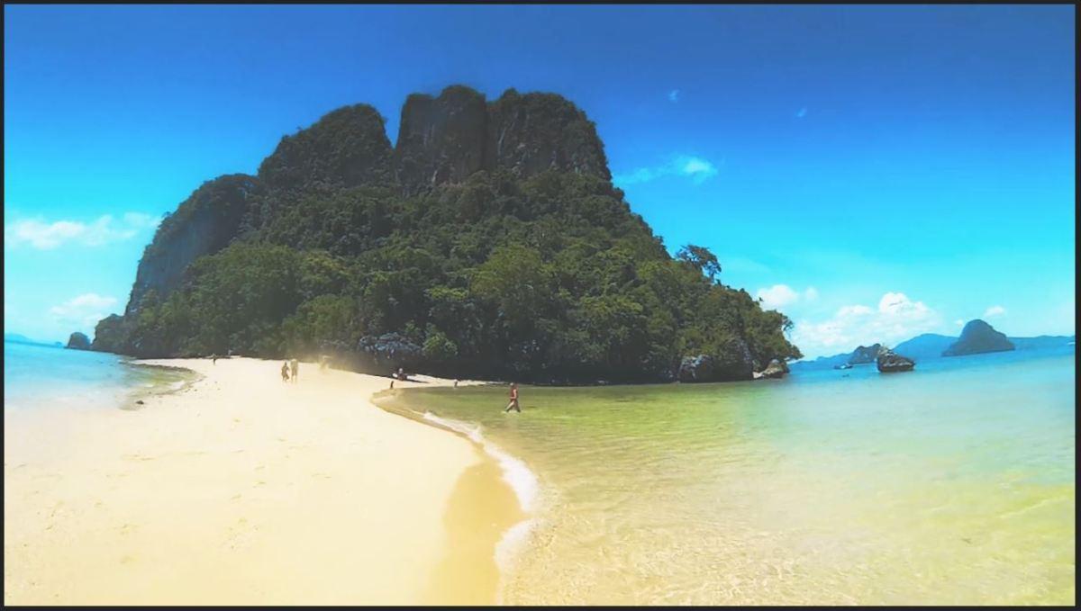 Muay Thai Urlaub Camp Koh Yao Noi