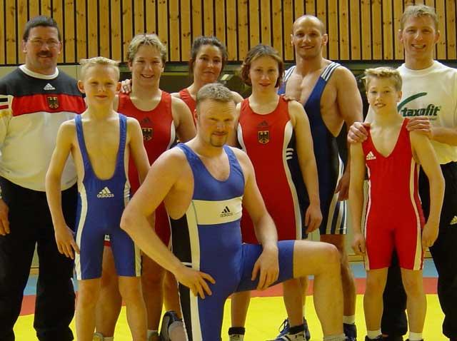 wrestling sportschule hennef