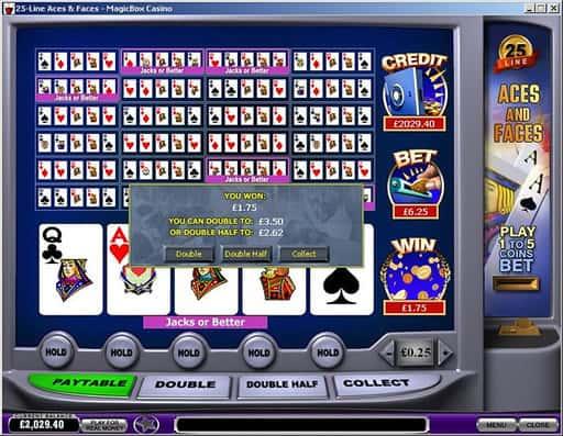 オンラインカジノのビデオポーカーとは