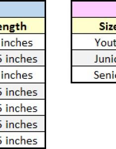 Catchers leg guard chart also catcher   equipment fitting guide rh sportsdepot