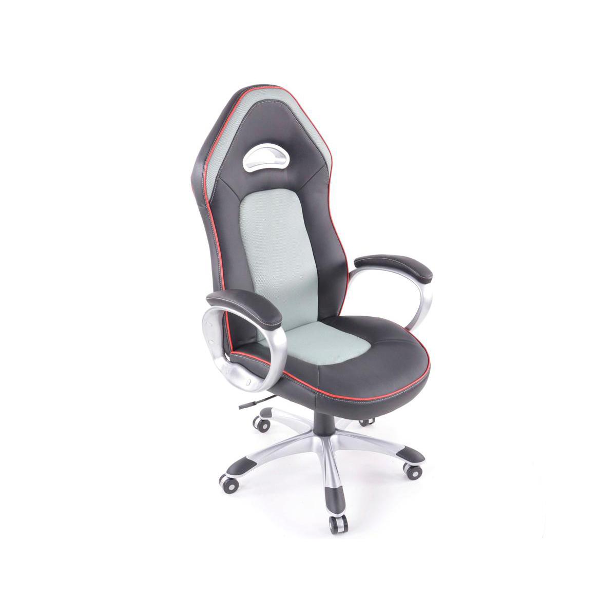 FK Automotive RX Racer BlackGrey Office Chair  GSM Sport