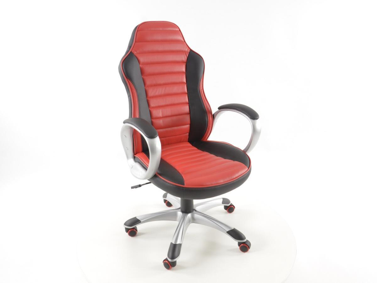 FK Automotive RX2 Racer BlackRed Office Chair  GSM Sport