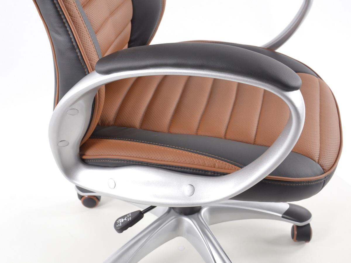 FK Automotive RX2 Racer BlackBrown Office Chair  GSM