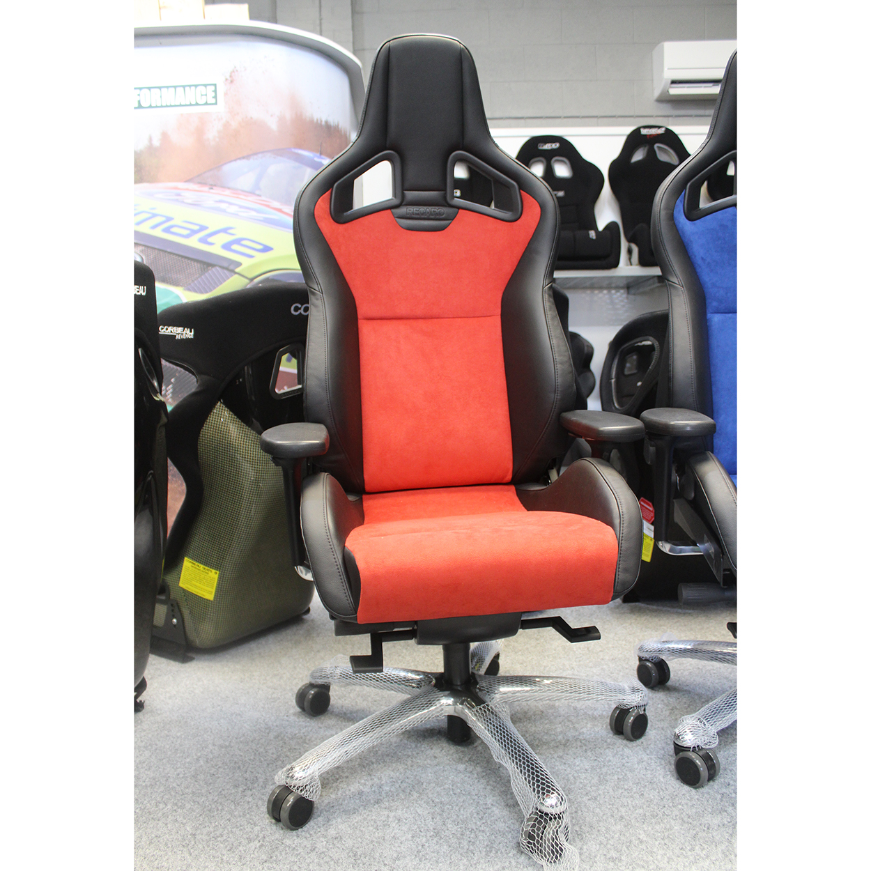 cesca chair replacement seats uk pool float recaro sportster cs office sport seat gsm