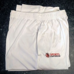 sport emporium white playing trousers 927 1