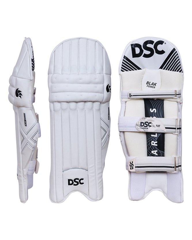 ExternalLink DSC Black Power Batting Pad 2019 Main 2020 e2235ca3 ac77 49e2 9006 154baffebeb0