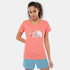 The North Face Easy Tee - Γυναικείο T-shirt