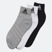 adidas Performance 3-Stripes Performance Ankle Socks 3 Pairs (3083800440_9324)