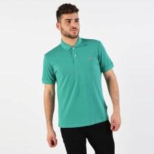 Napapijri Men's Short Sleeve Polo Taly - Ανδρικό Μπλουζάκι