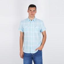 Wrangler Men's Short SLeeve 2 Pkt Flap Shirt (9000049806_26647)