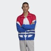 adidas Originals Big Trefoil Outline Woven Colorblock Ανδρική Ζακέτα (9000059069_47429)