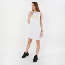 Fila Heritage Candela Mesh Dress - Γυναικείο Φόρεμα (9000028285_1539)
