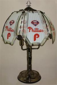 Philadelphia Phillies Touch Lamp at Sportsfanprolighting.com