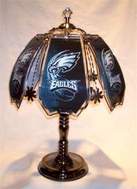 Philadelphia Eagles Touch Lamp at Sportsfanprolighting.com