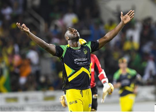 Jamaica Tallawahs v Trinbago Knight Riders - Hero Caribbean Premier League (CPL) – Match 19