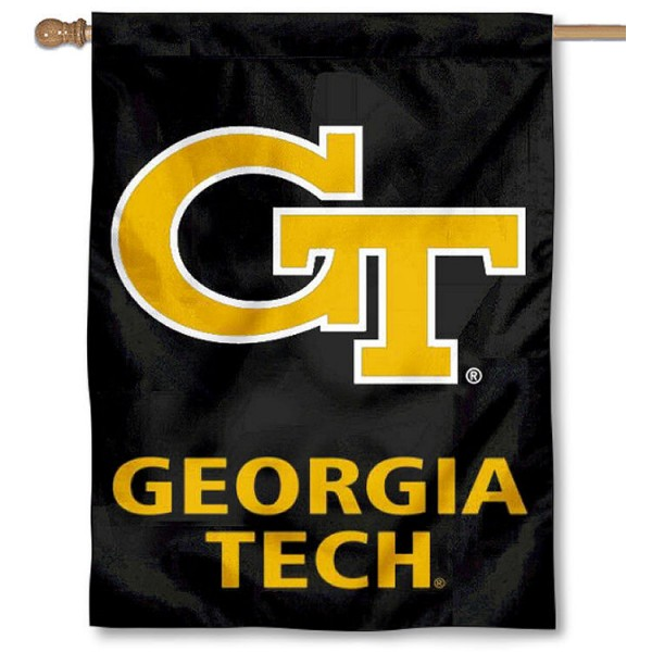 Georgia Tech Banner Flag your Georgia Tech Banner Flag source