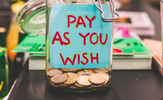 crowdfunding jar of money