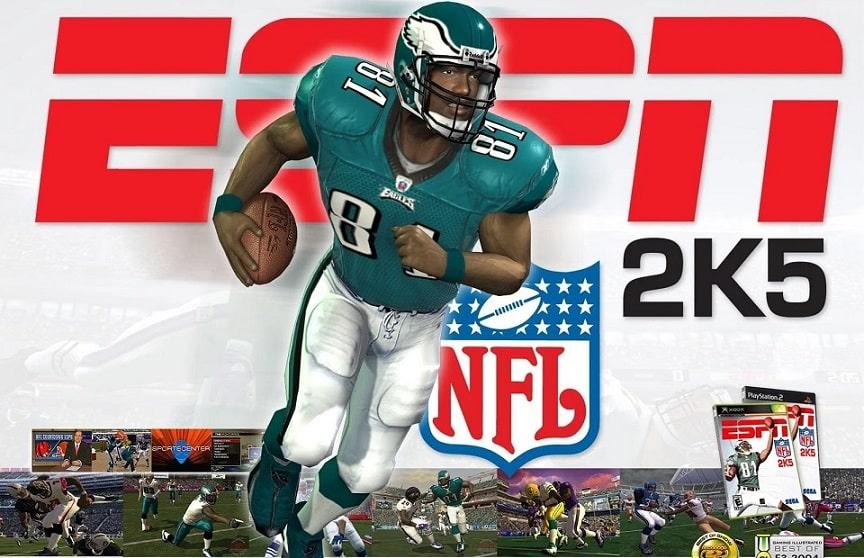 The_Legend_of_NFL2K5 NFL 2K