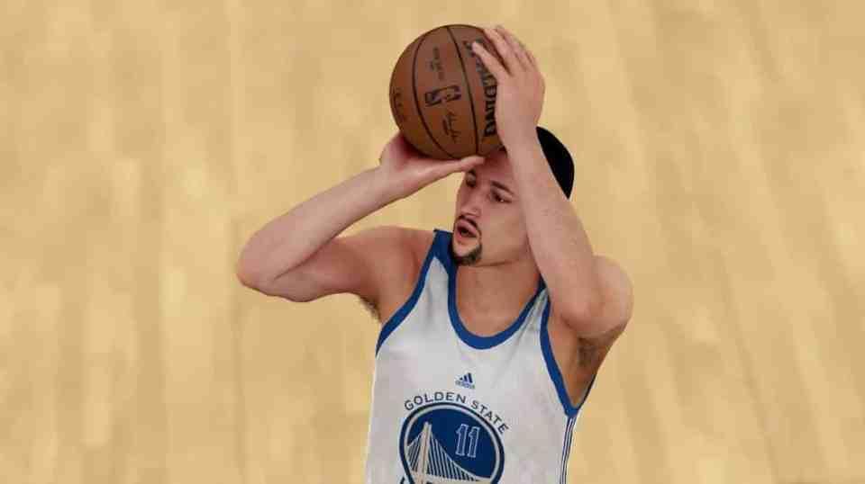 NBA 2K16 Tutorials Warriors Klay Thompson