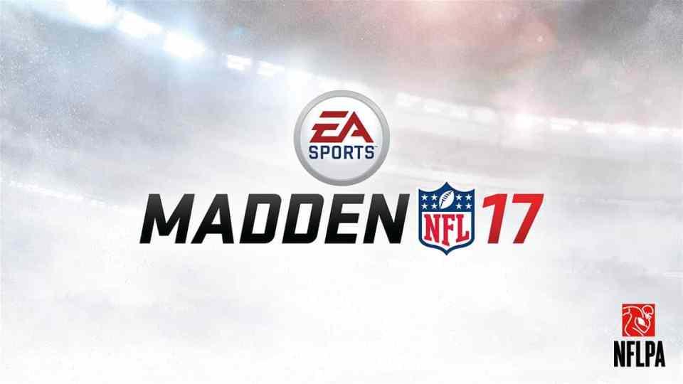 Madden NFL 17 First Screenshots