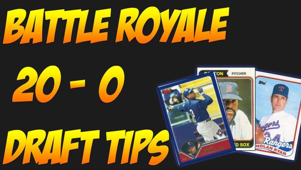 mlb the show 16 tips battle royale