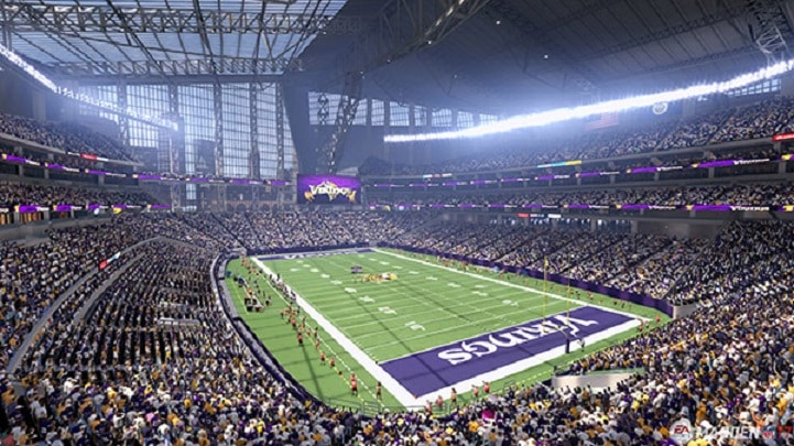 Madden 17 Presentation Improvements Include Venue Upgrades New Cameras Sports Gamers Online