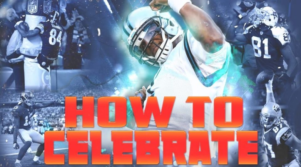How to celebrate in madden 17 cam