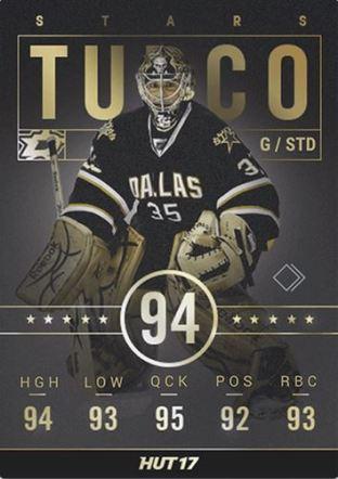Dallas Stars: Marty Turco