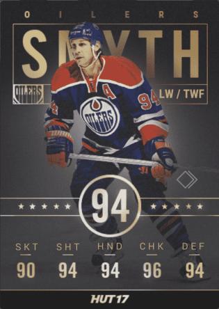 Edmonton Oilers: Ryan Smyth