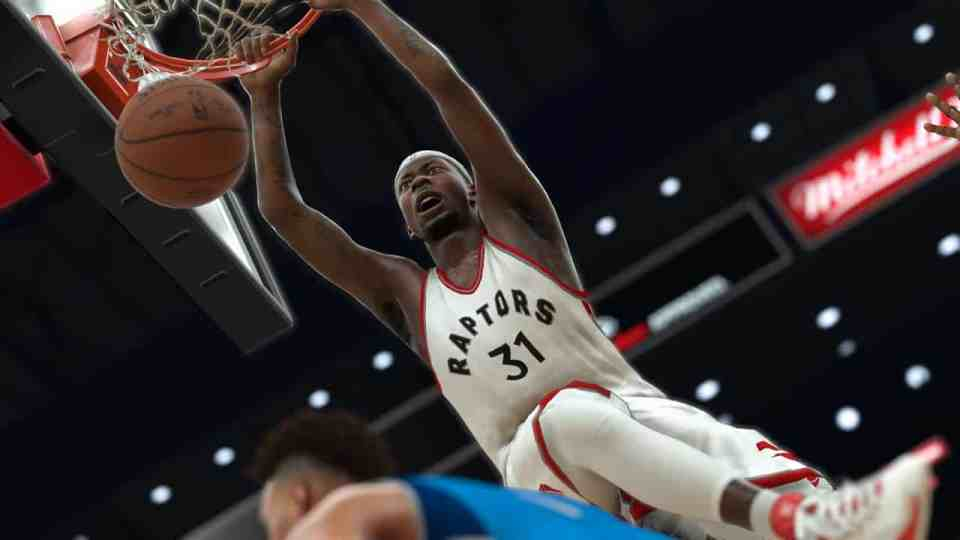 nba 2k17 gameplay Terrence Ross