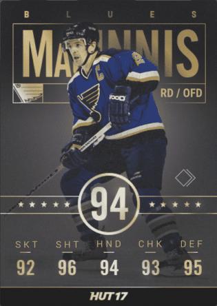 St. Louis Blues: Al MacInnis