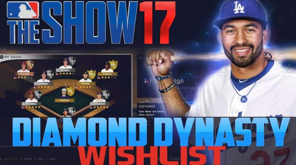 MLB The Show 17 Diamond Dynasty17719