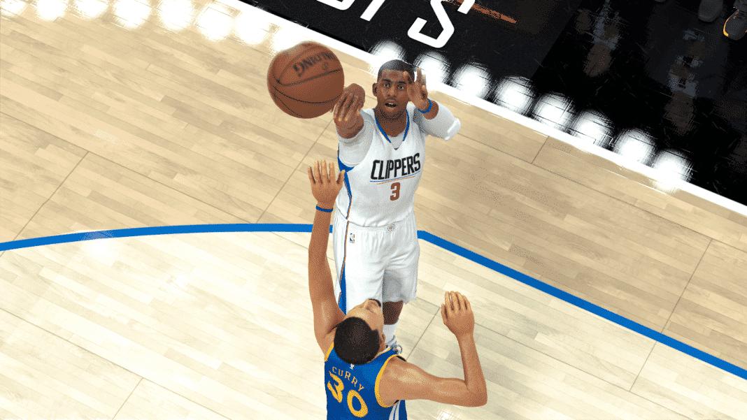 NBA 2K17 Shooting Analysis Best Releases Hot Zones