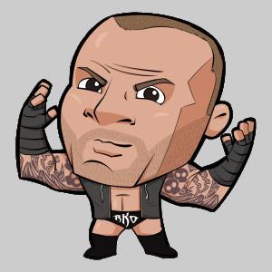 WWE SuperCard Season 3 Update 2.5 Orton