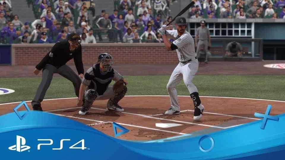 MLB The Show 17 Franchise Mode