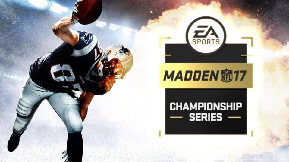 Madden 17 Championship Series