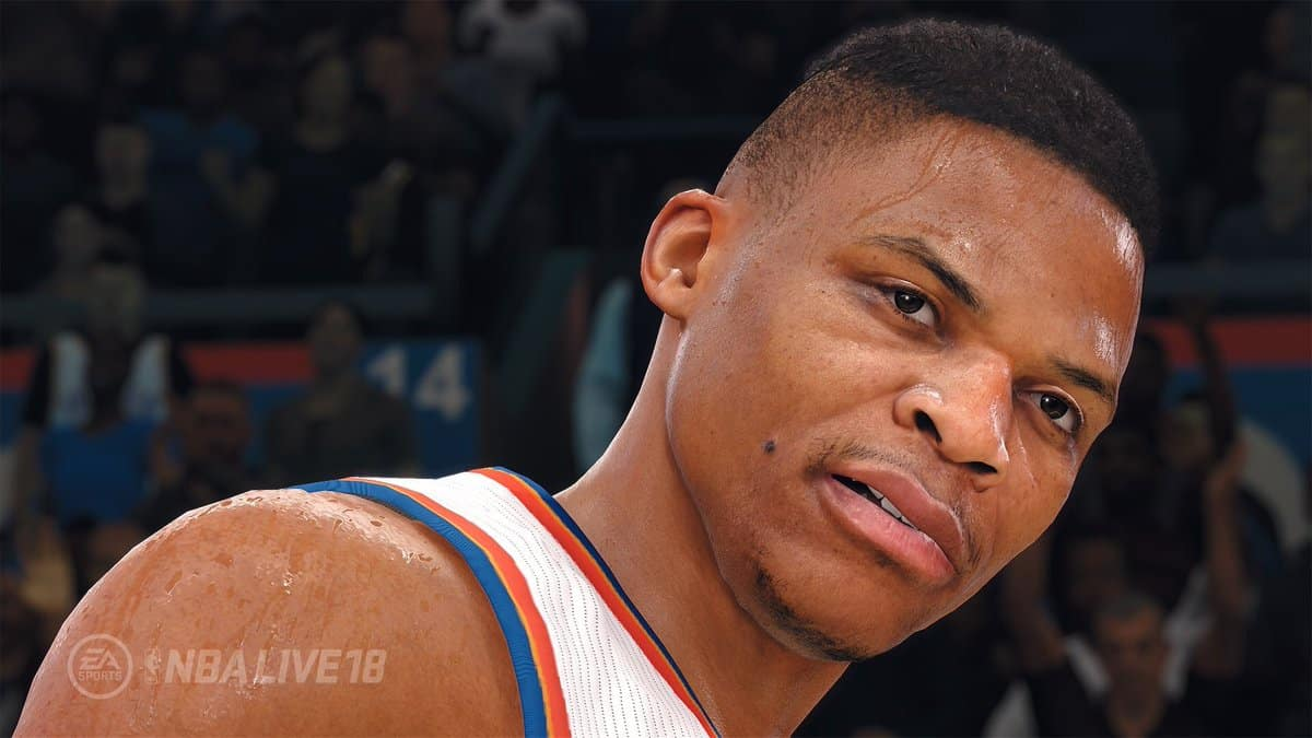 First Official NBA Live 18 Screenshots Released  Sports