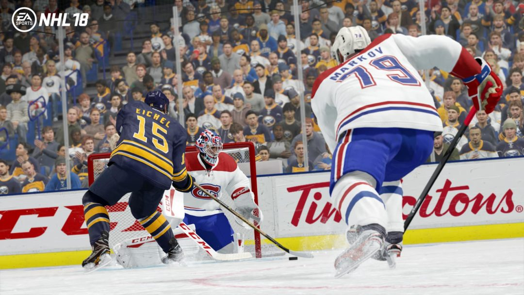 Full NHL 18 Feature List Revealed Sports Gamers Online