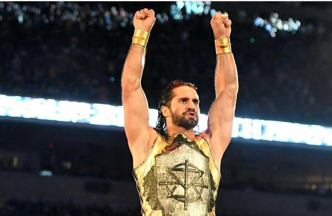 Rumor Seth Rollins To Be WWE 2K18 Cover Star Sports