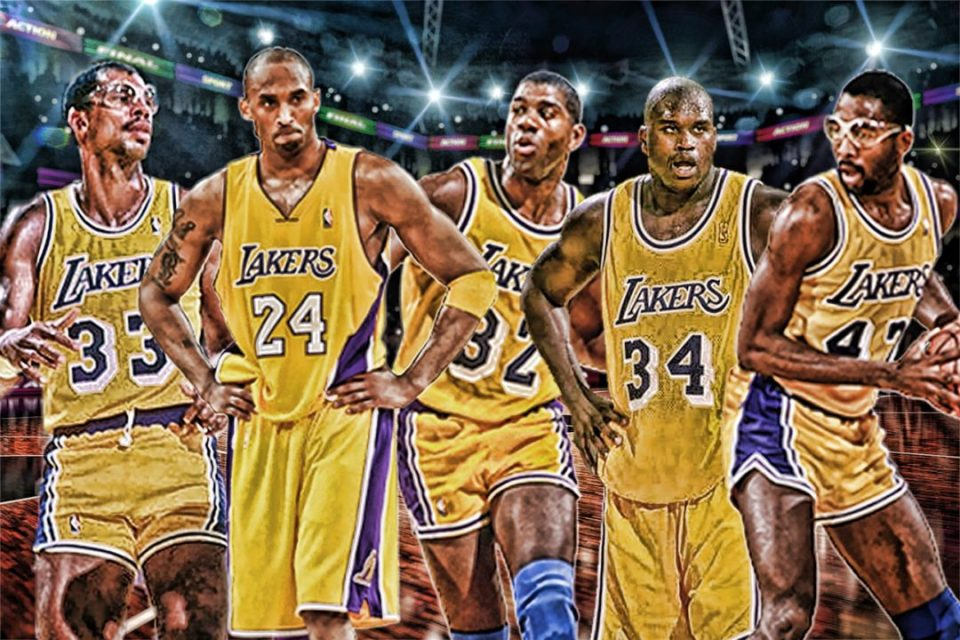 All-time team NBA 2K18