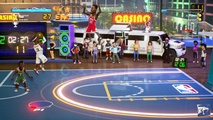 NBA Playgrounds Makes Roster Unlock Available Sports