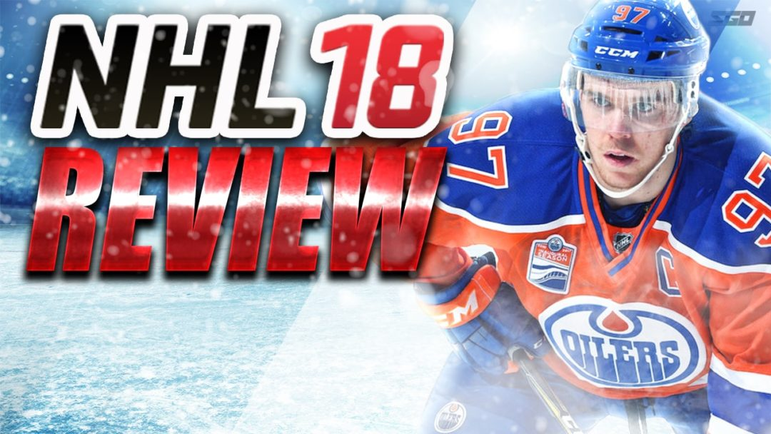 NHL 18 Review