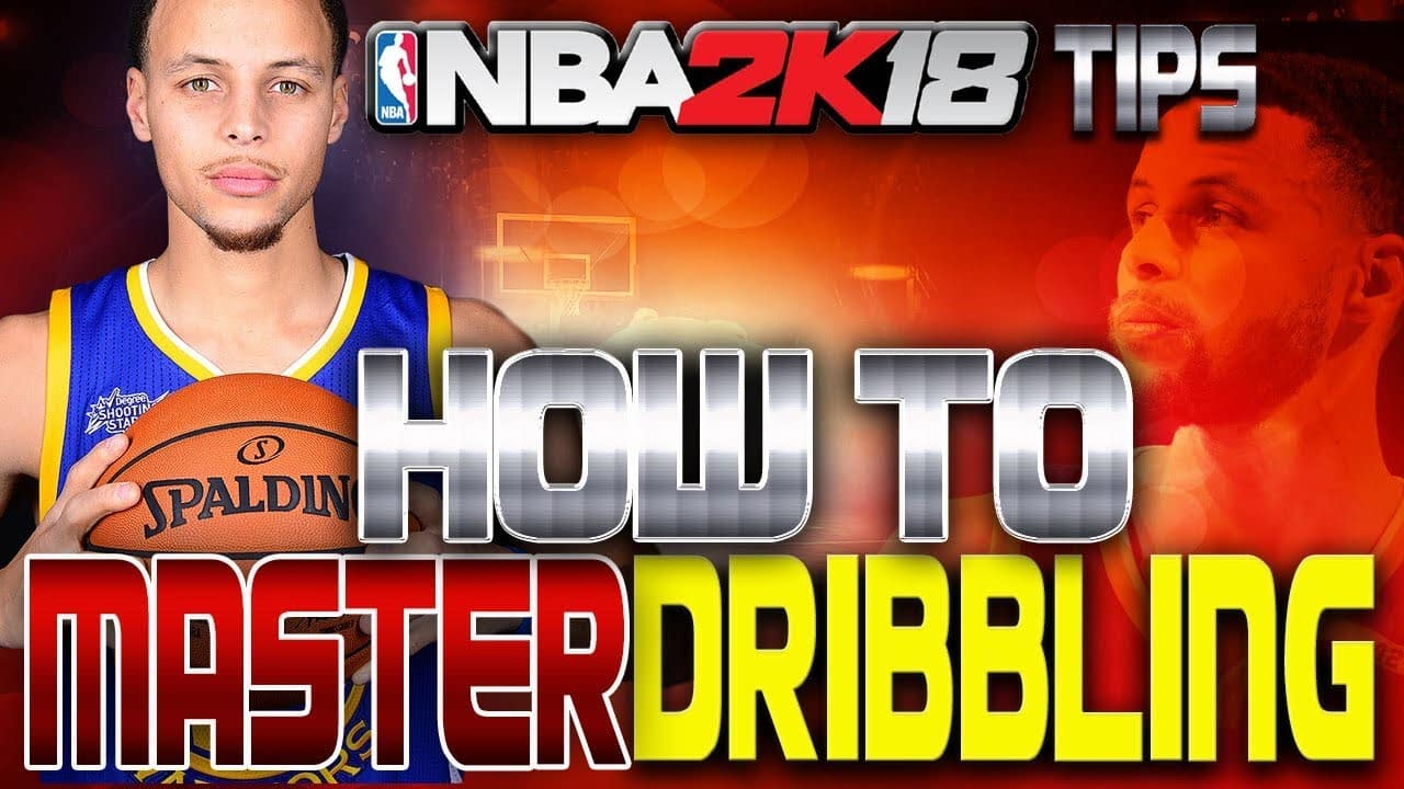 NBA 2K18 Dribble Moves