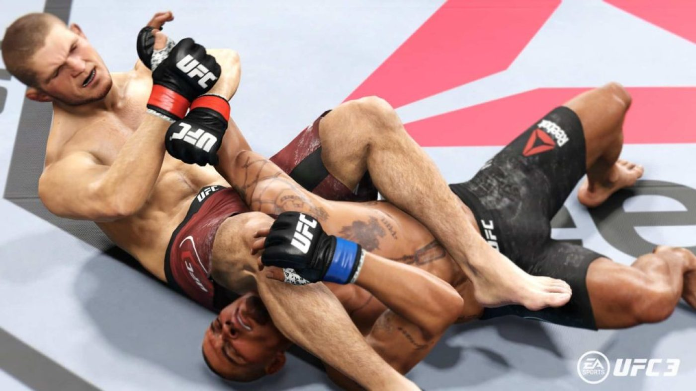 EASportsUFC3-Review